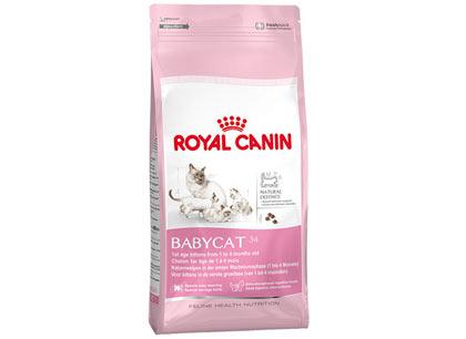 Корм для котят Royal Canin Babycat 34 фото
