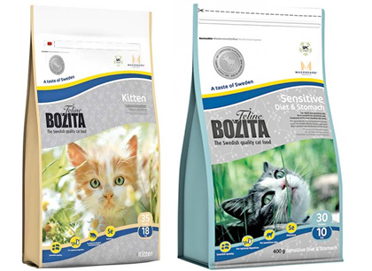 Bozita (Бозита) Feline консервы для кошек фото