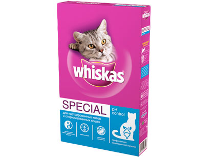 Whiskas Special pH Control