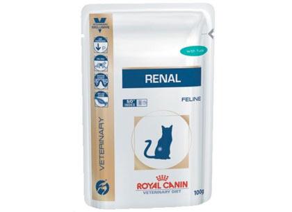 Корм для кошек Royal Canin Renal Feline фото