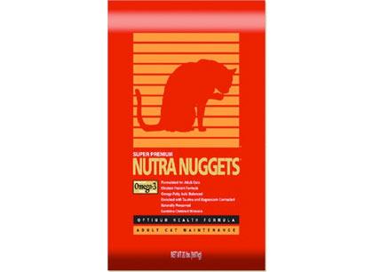 Корм NUTRA NUGGETS (Нутра Наггетс) фото