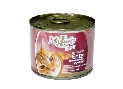 Корм My Lady Adult Ente корм для кошек фото