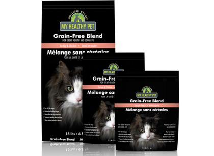 Holistic blend Feline Grain Free Formula Холистик Бленд фото