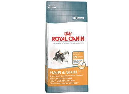 Корм для кошек Royal Canin Hair&Skin 33 забота о шерсти и коже фото