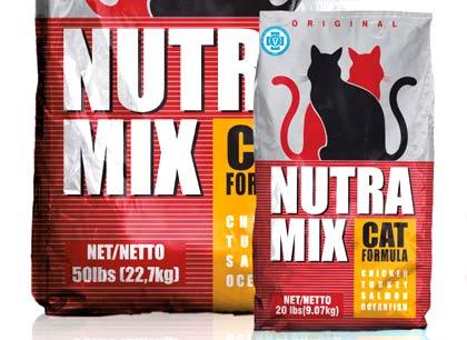 Сухой корм Nutra Mix Original Курица, индейка, лосось, океаническая рыба фото