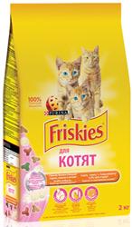 Корм для котят Friskies фото