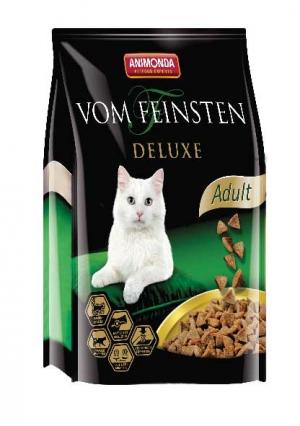 Vom Feinsten Deluxe Adult для взрослых кошек фото