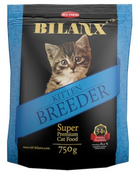 Bilanx Kitten Breeder rich in Chicken