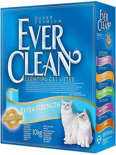 Ever Clean Extra Strength Unscented без ароматизатора