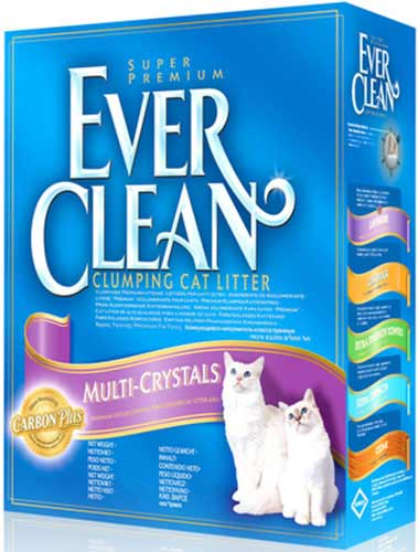 Ever Clean Multi-Crystals с добавлением кристаллов