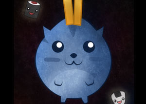 Sushi Cat (Суши кот) фото