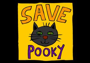 Спасти котенка Pooky фото