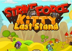StrikeForce Kitty: Last Stand (Ударный отряд котят: Последняя оборона) фото