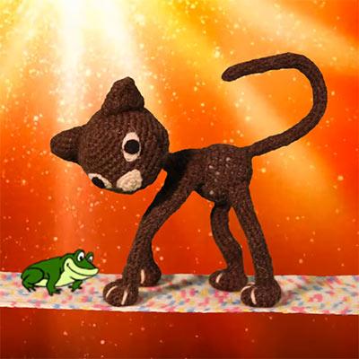 Апрельский кот - Весёлая детская песня фото