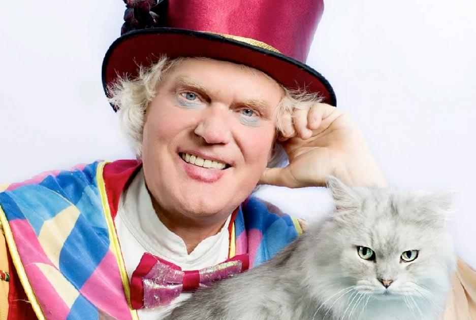 Юрию Куклачёву — cоздателю первого в мире театра кошек исполнилось 70 лет фото