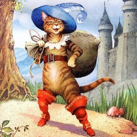 Кот в сапогах (аудиосказка) фото