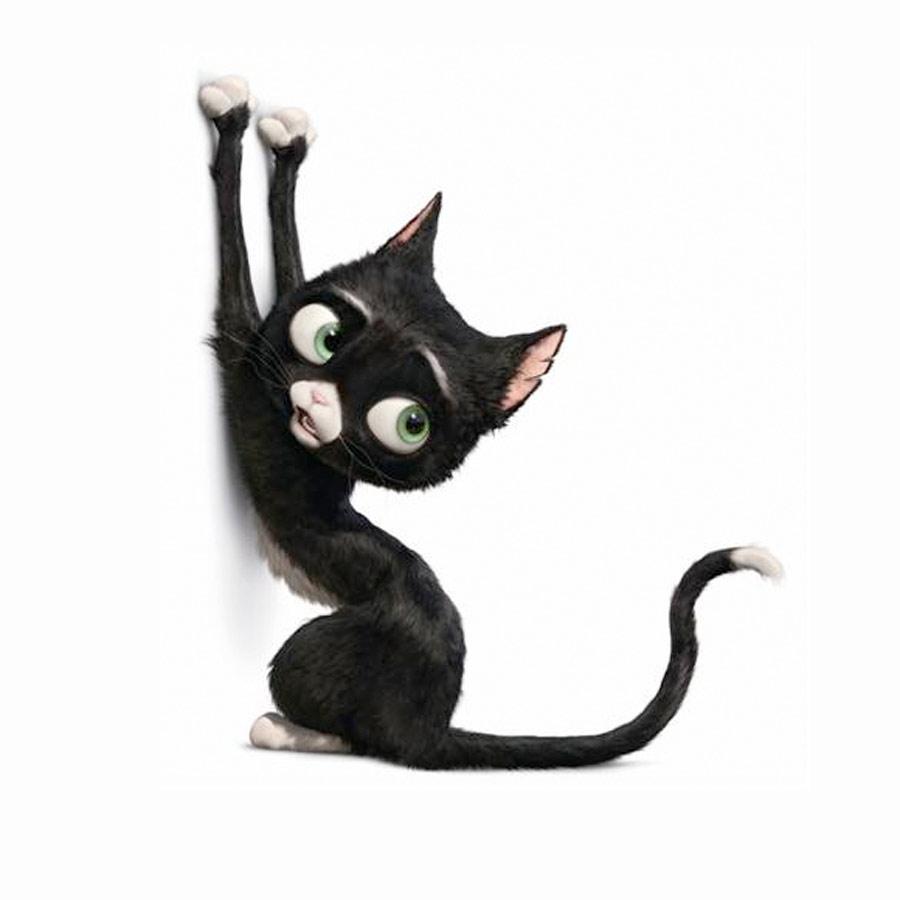Яна Сипаткина — Черная кошка фото